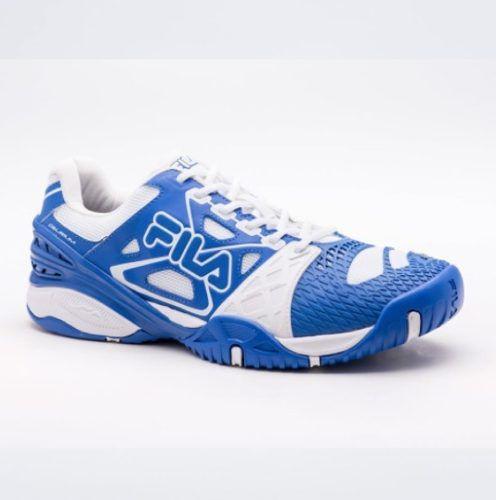 Tênis Fila Cage Delirium Indoor - Azul/branco