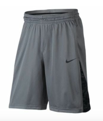 Bermuda Nike 3 Points Cinza