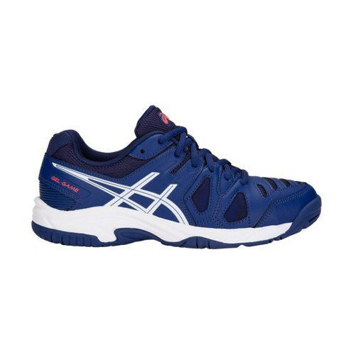 77d52d085 Tênis Asics Gel Game 5 Gs - Blue Print/white - Bottcher Tênis Shop