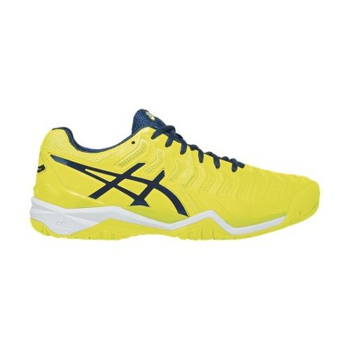 1e2c42e31f389 Tênis Asics Gel Resolution 7 - E701y - Promoção - Bottcher Tênis Shop