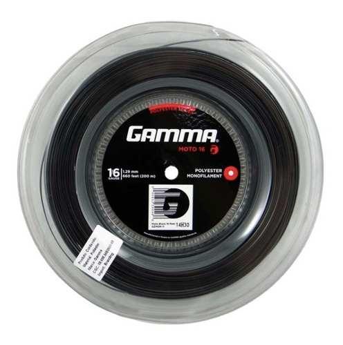 Corda Gamma Moto 16 - Rolo Com 200 Metros