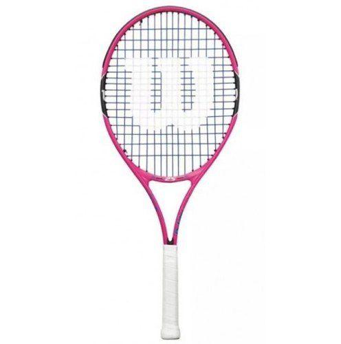 Raquete Wilson Burn Pink 25
