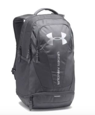 Mochila Under Armour Hustle 3.0 Cinza