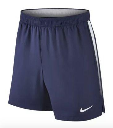 Shorts Nike Court Dry 7 Azul Marinho