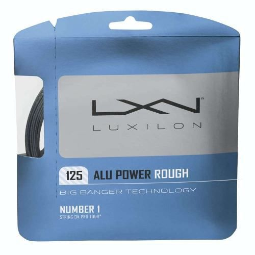 Corda Luxilon Alu Power Rough 1,25mm - 2 sets