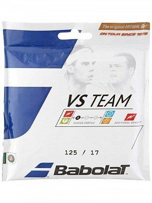 2 Sets De Corda Babolat Vs Team 17 / 1,25 - Set De 12m