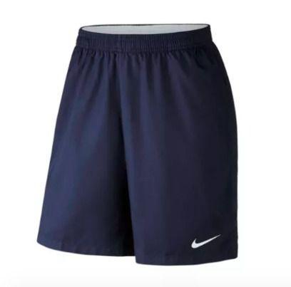 Shorts Nike Dry Court 9 Azul Marinho