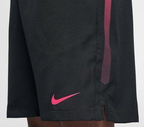 Shorts Nike Court Dri-fit 9 Preto/coral