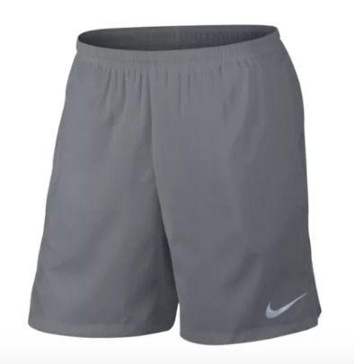 Shorts Nike Flex Challenger Cinza