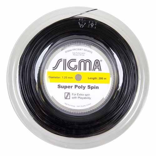 Corda Sigma Super Poly Spin 17/1,25mm - 200mts