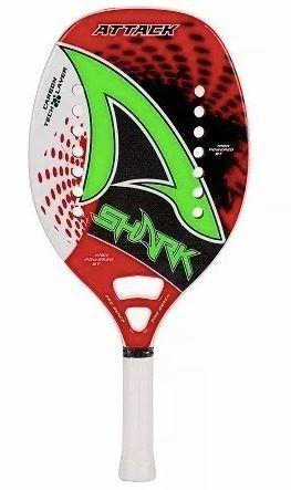 2c99e179e Raquete Beach Tennis Shark Attack - Bottcher Tênis Shop