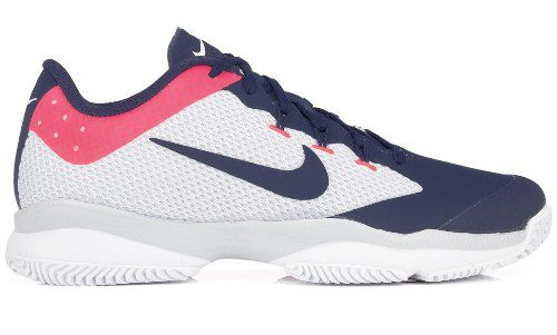 Tênis Nike Air Zoom Ultra Feminino - White/Royal/Rose