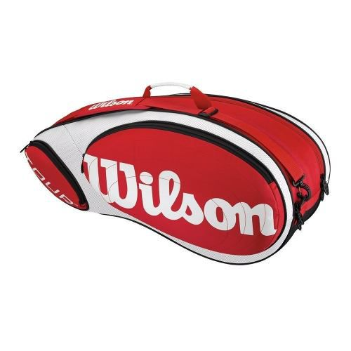 Raqueteira Wilson Dupla Tour 6pk