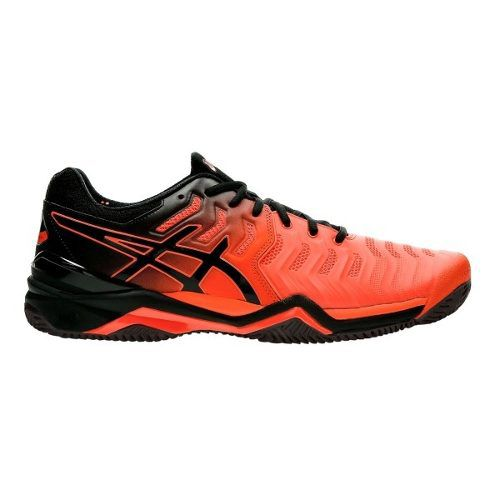 Tênis Asics Gel Resolution 7 Clay - Cherry Tomato/black