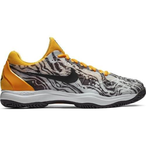 Tênis Nike Air Zoom Cage 3 Hc - Prata