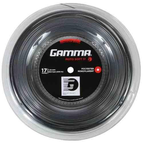 Corda Gamma Moto Soft 17 - Rolo Com 200 Metros