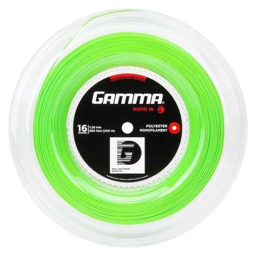 Corda Gamma Moto 16 - Rolo Com 200 Metros - Verde