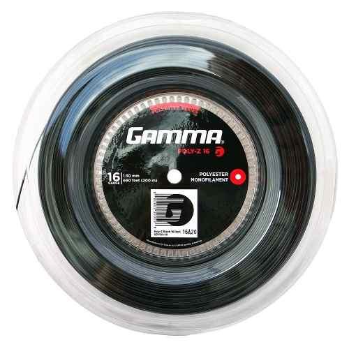 Corda Gamma Poly Z 16- Rolo Com 200 Metros