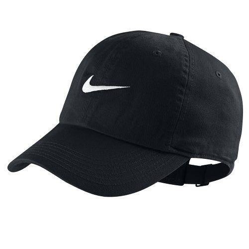 Boné Nike Swoosh Heritage86 - Youth Unissex Preto