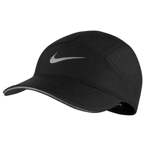 Boné Nike Aerobill Elite Running Tailwind Dri-fit Preto