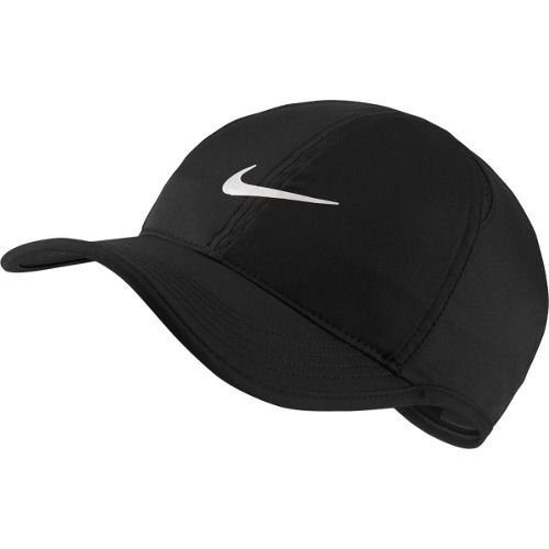 Boné Nike Aerobill Featherlight Dri-fit - Preto