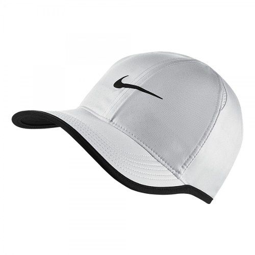 Boné Nike Aerobill Featherlight Dri-fit - Branco