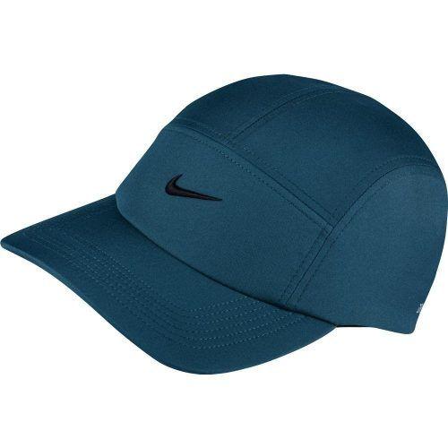 Boné Nike Aerobill Aw84 Dri-fit Azul Petróleo