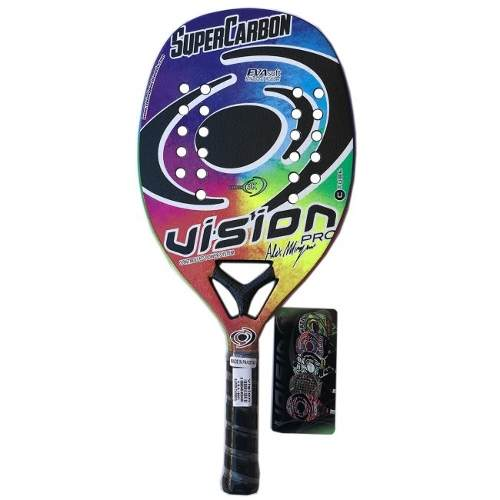 Raquete Beach Tennis Vision Super Carbon 2019
