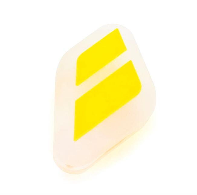 Antivibrador Babolat Flag Damp Amarelo