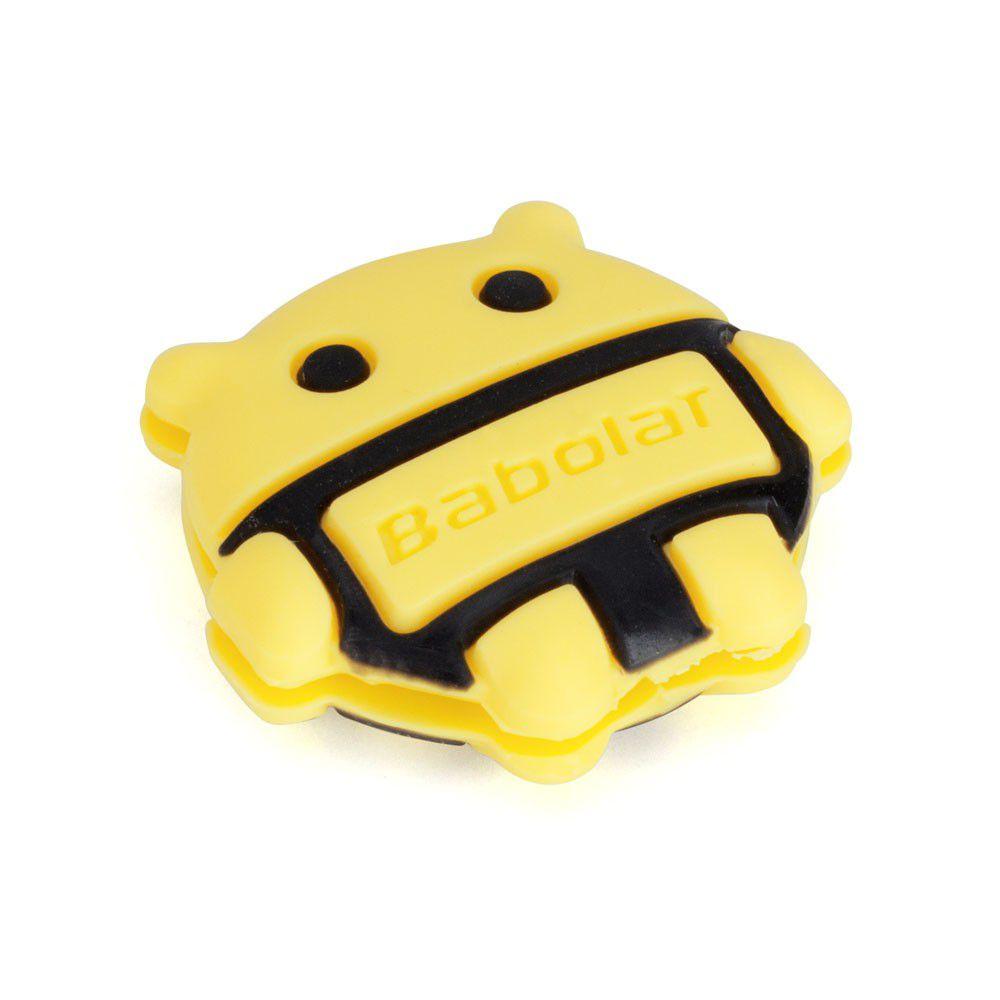 Antivibrador Babolat Loony Damp Robot Amarelo