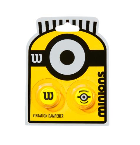 Antivibrador Wilson Minions VIbration Dampener  - 1 Par