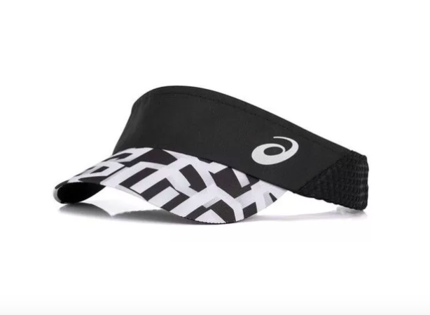 Asics Mad Mesh Visor - Brilliant White