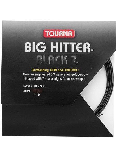 Big Hitter Black 7 1.25mm – Set Individual