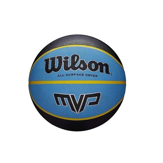 Bola de Basquete Wilson MVP - Azul