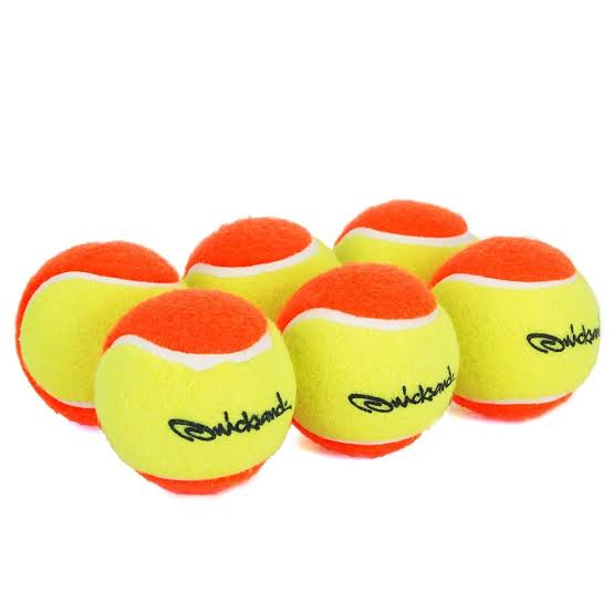 Bola de Beach Tennis Quicksand Stage 2 - Pack com 60 Bolas