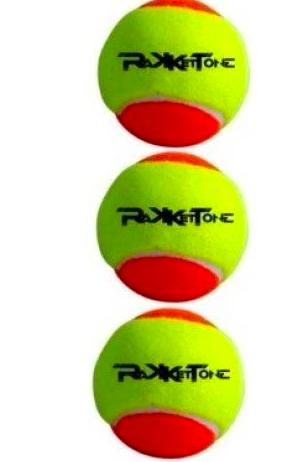 Bola de Beach Tennis Rakkettone Stage 2