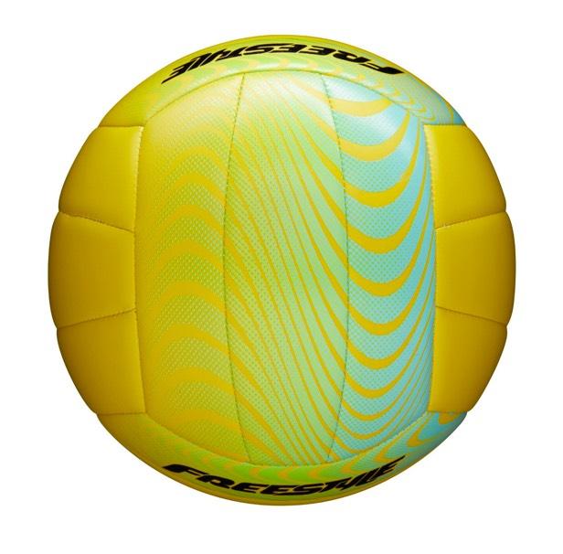 Bola de Volei FreeStyle Amarelo