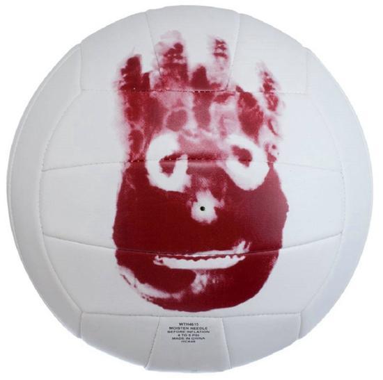 Bola de Volêi Wilson Bola de Vôlei Wilson Cast Away Náufrago