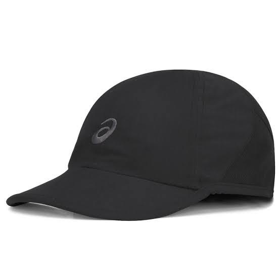Boné Asics Core Cap Black
