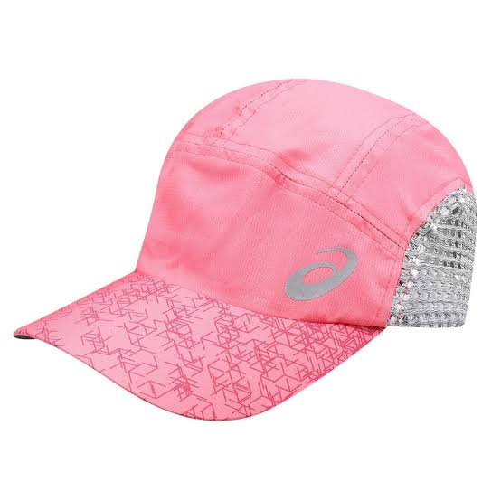 Boné Asics Mad Mesh Cap Bright Rose