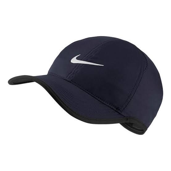 Boné Nike Aerobill Featherlight Dri-fit - Azul Marinho