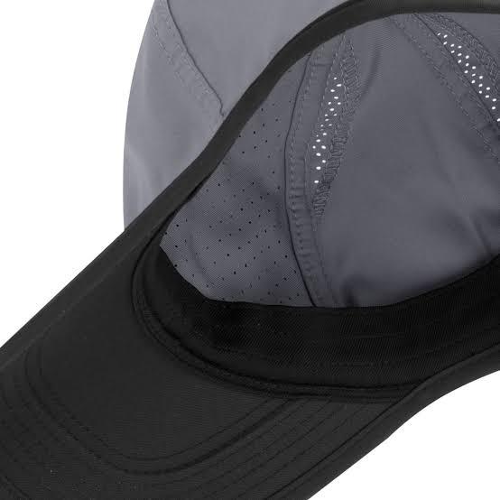 Boné Nike Aerobill Featherlight Dri-fit - Cinza