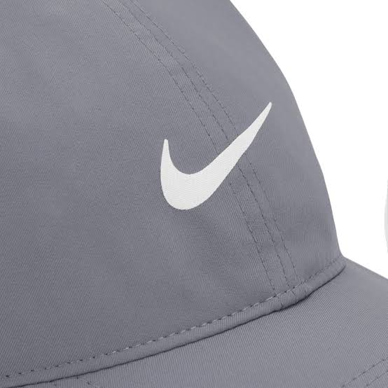 Boné Nike Aerobill Featherlight Dri-fit - Cinza