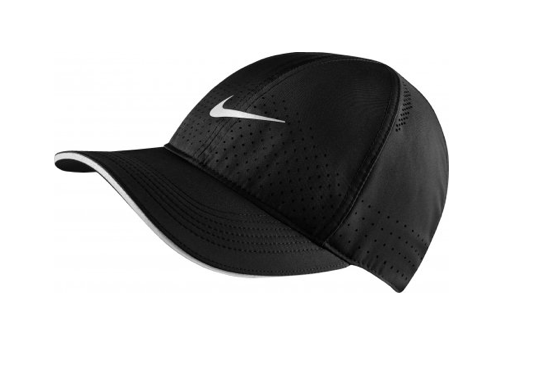 Boné Nike Aerobill Featherlight Dri-fit - Preto