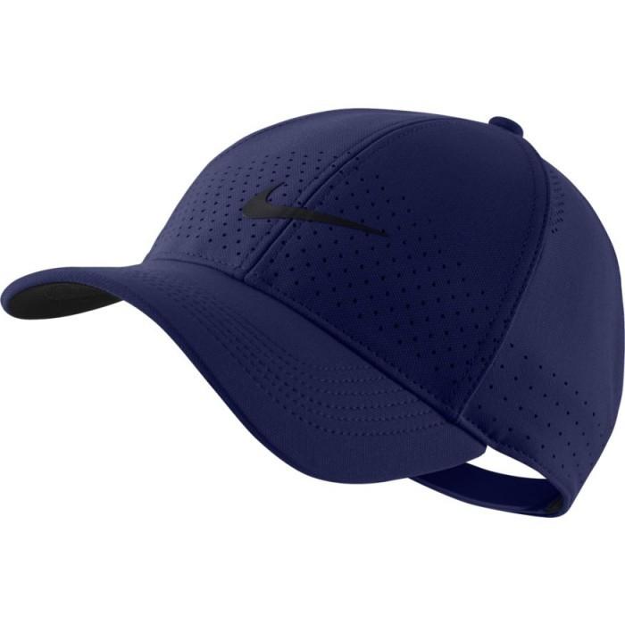 Boné Nike Aerobill Legacy91 Azul Marinho