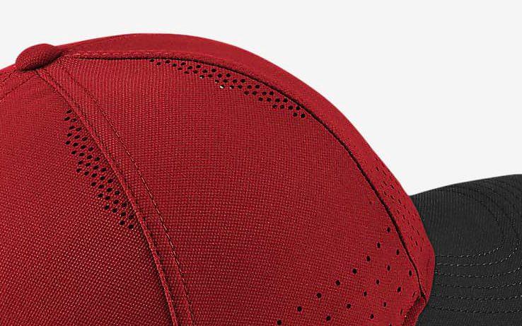 Boné Nike Aerobill Legacy91 Vinho/Preto