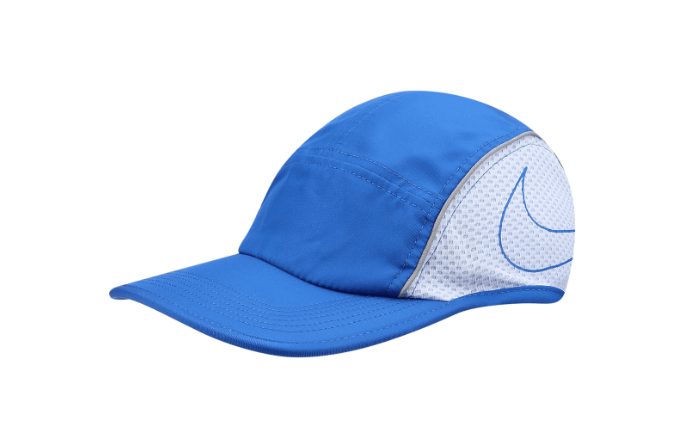 Bone Nike Aerobill Run Aw84 - Azul