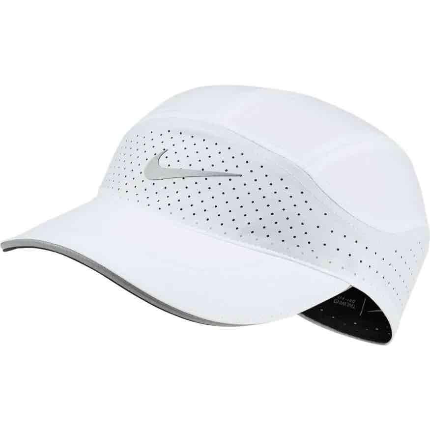 Boné Nike Aerobill Tailwind Dri-fit Elite - Branco