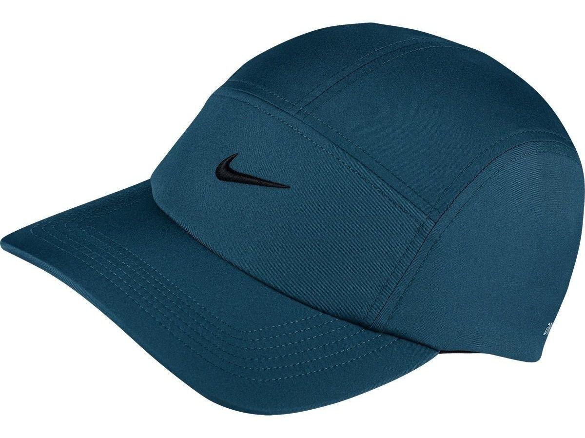 Boné Nike AW84 Dri-Fit - Verde Petróleo
