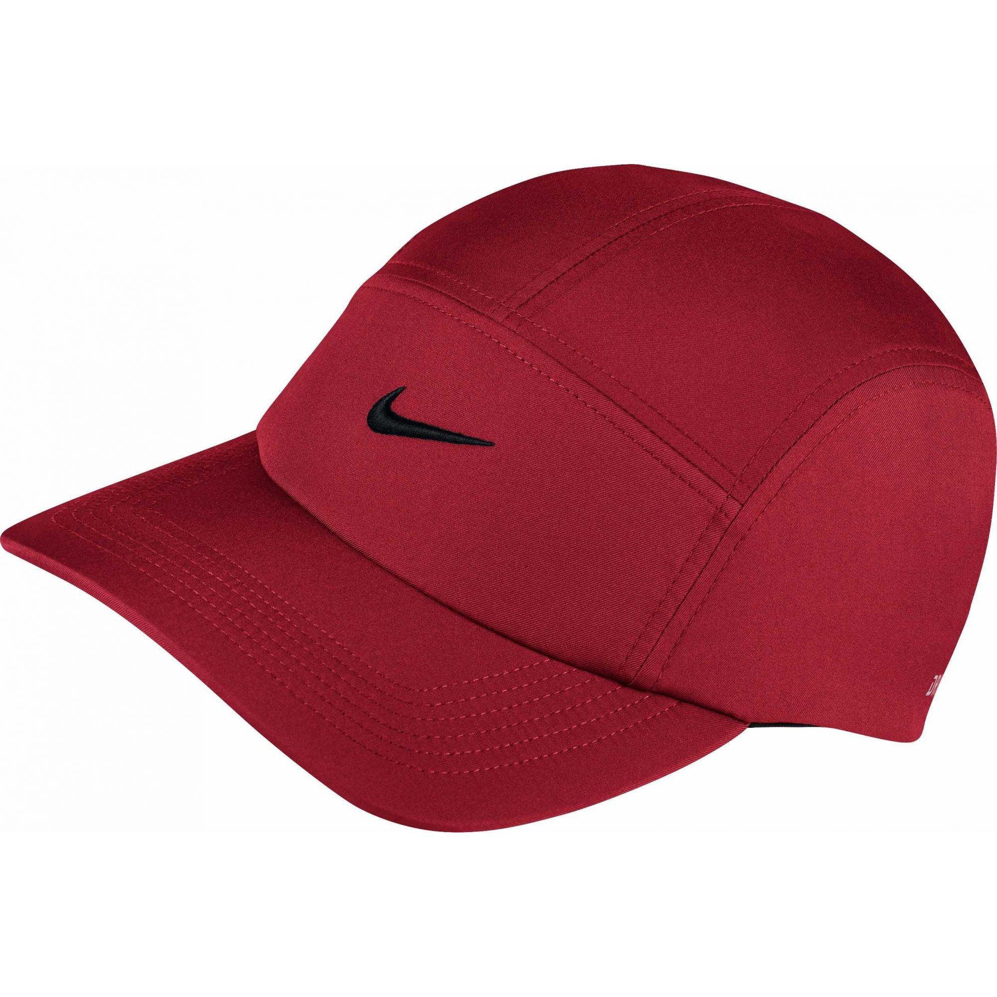 Boné Nike AW84 Dri-Fit - Vermelho